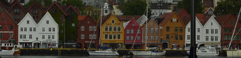 Citadina Tour - Bergen, Noruega